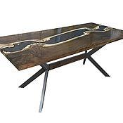 Для дома и интерьера handmade. Livemaster - original item American walnut dining table. Handmade.