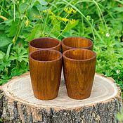 Посуда handmade. Livemaster - original item Set of Wooden bowls (4#7. Handmade.