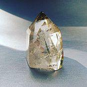 Фен-шуй и эзотерика handmade. Livemaster - original item Crystal phantom quartz 34 mm. Handmade.
