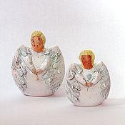 """Сувениры и подарки ручной работы. Ярмарка Мастеров - ручная работа """"Пение ангелов"""", колокольчики. Handmade."""