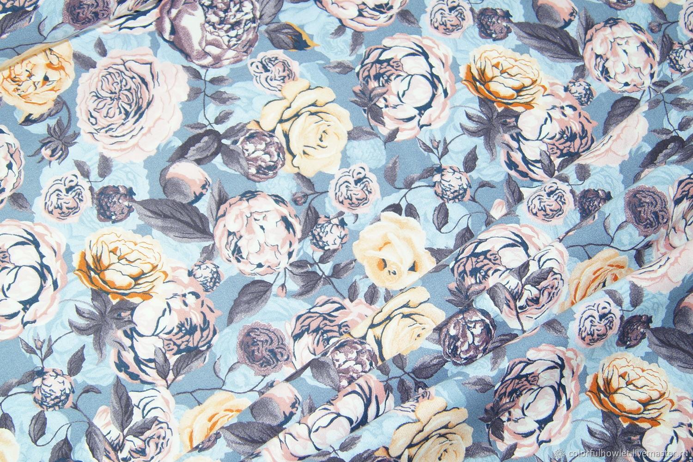 Ткань фланель хлопок 100% для одежды и пижам, Ткани, Иваново,  Фото №1