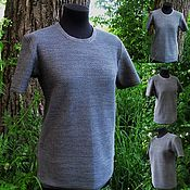 Одежда handmade. Livemaster - original item 100%linen.The