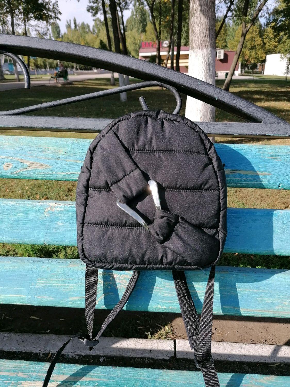 Рюкзак стеганый дутый, Рюкзаки, Самара,  Фото №1