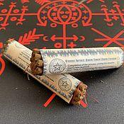 Фен-шуй и эзотерика handmade. Livemaster - original item Voodoo Incense Baron Samedi Baron Saturday 6-V. Handmade.