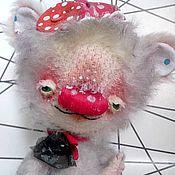 Куклы и игрушки ручной работы. Ярмарка Мастеров - ручная работа Мухоморик. Handmade.