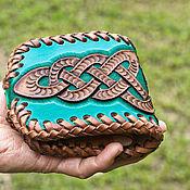 Сумки и аксессуары handmade. Livemaster - original item Purse handmade. Handmade.
