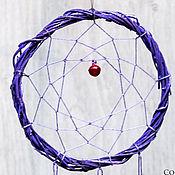 Фен-шуй и эзотерика ручной работы. Ярмарка Мастеров - ручная работа Ловец снов Индиго. Handmade.