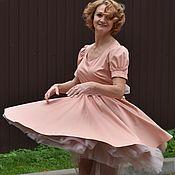 """Платья ручной работы. Ярмарка Мастеров - ручная работа Нарядное платье """"Балерина"""". Handmade."""