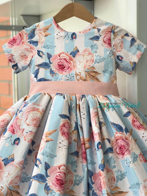 Пышное платье «Весна»