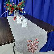 Салфетки ручной работы. Ярмарка Мастеров - ручная работа Дорожки на стол. Handmade.