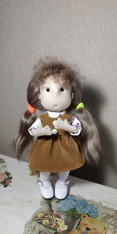 кукла для интерьера, Куклы Тильда, Находка,  Фото №1