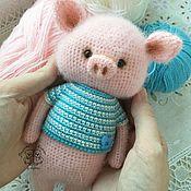 Куклы и игрушки handmade. Livemaster - original item Pig Pussy. Handmade.