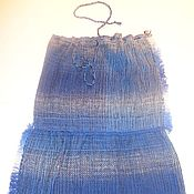 Одежда handmade. Livemaster - original item Homespun skirt from County /wool/. Handmade.