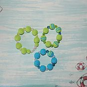 Украшения ручной работы. Ярмарка Мастеров - ручная работа Детские браслеты. Handmade.