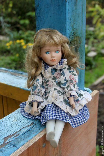 Коллекционные куклы ручной работы. Куклы для реставрации. Мental toys (семейный магазин). Интернет-магазин Ярмарка Мастеров. Фарфоровая кукла