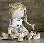 Куклы и игрушки handmade. Livemaster - original item doll baby NUT. Handmade.