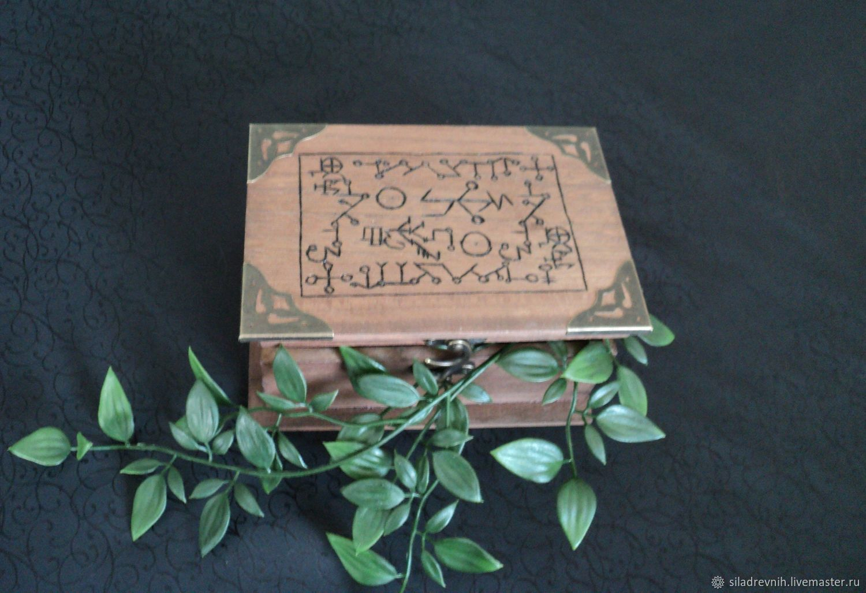 Box ' magic Booster' , Casket, St. Petersburg,  Фото №1