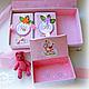 Мамины сокровища для девочки `Мой Мишка`