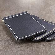 Clamps handmade. Livemaster - original item Moneyclip wallet. Handmade.