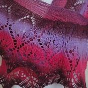 Аксессуары handmade. Livemaster - original item Mineral Bouquet Of Violets. Handmade.