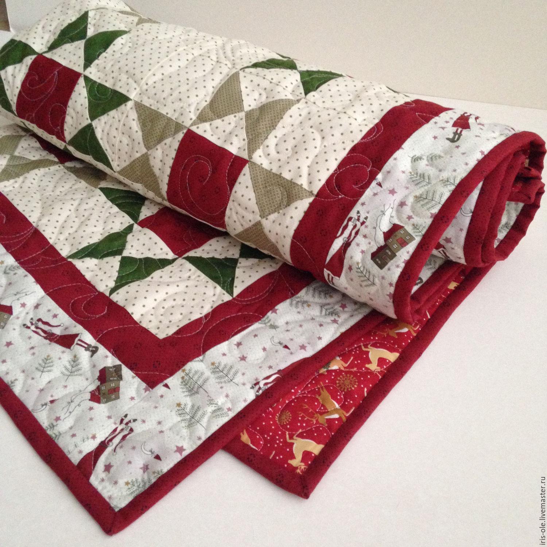 Как сшить одеяло из лоскутков своими руками сграфиями