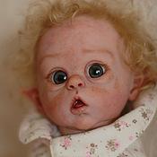 Куклы и игрушки ручной работы. Ярмарка Мастеров - ручная работа Эльфийский ребернок  Офелька .. Handmade.