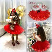 """Одежда ручной работы. Ярмарка Мастеров - ручная работа Одежда: Карнавальный костюм """"Миссис Санта Клаус"""". Handmade."""
