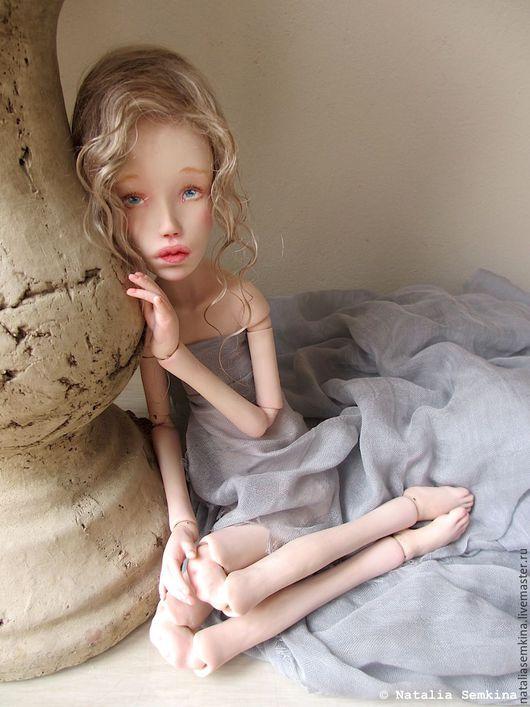 Коллекционные куклы ручной работы. Ярмарка Мастеров - ручная работа. Купить Fleur. Handmade. Кукла, авторская кукла, bjd doll