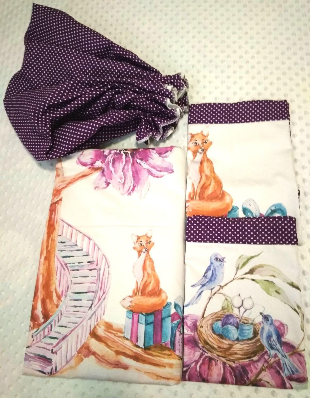 Постельный комплект, Комплекты одежды для малышей, Симферополь,  Фото №1