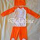 Одежда ручной работы. Заказать Комплект одежды для малыша. Анастасия (-danilina). Ярмарка Мастеров. Комплект на выписку, слип