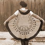Одежда ручной работы. Ярмарка Мастеров - ручная работа Теплые жилеточки. Handmade.