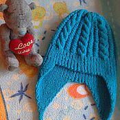 Работы для детей, ручной работы. Ярмарка Мастеров - ручная работа шапка для мальчика. Handmade.