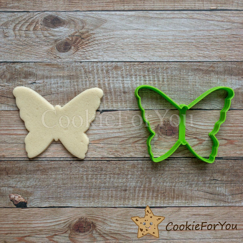 Форма для печенья бабочки