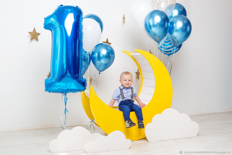 Детская фотосессия на день рождения, Фото, Москва,  Фото №1
