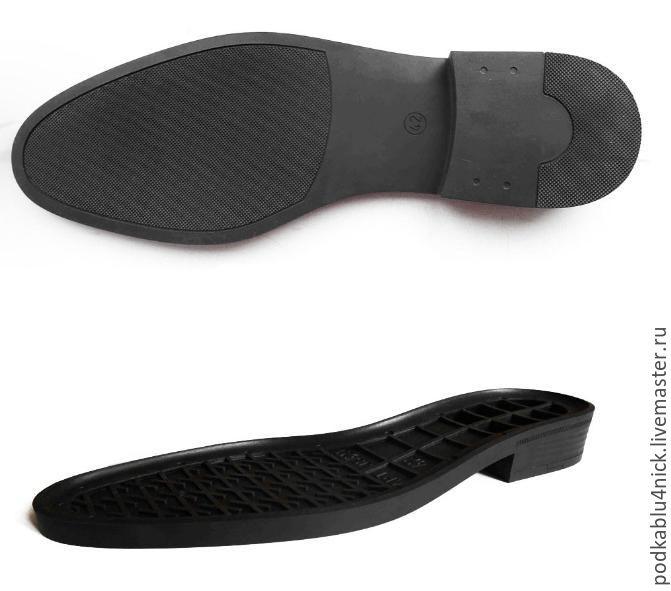 Подошва для обуви HORT, Материалы для валяния, Липецк,  Фото №1