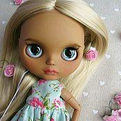 Куклы и игрушки handmade. Livemaster - original item Blythe doll Custom Blythe Doll OOAK (TBL). Handmade.