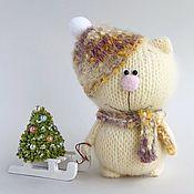 Куклы и игрушки handmade. Livemaster - original item Kitten Fluff. Handmade.