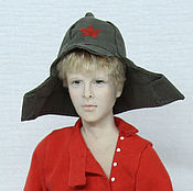 Портретная кукла ручной работы. Ярмарка Мастеров - ручная работа Кибальчиш портретная кукла. Handmade.