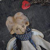 Куклы и игрушки ручной работы. Ярмарка Мастеров - ручная работа Чердачная кукла Спящий ангел. Handmade.