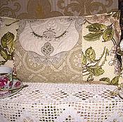 Для дома и интерьера ручной работы. Ярмарка Мастеров - ручная работа подушка кантри. Handmade.