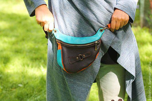 Шьем на заказ напоясную сумку в такой модели!  Возможны любые размеры и цвета на заказ.