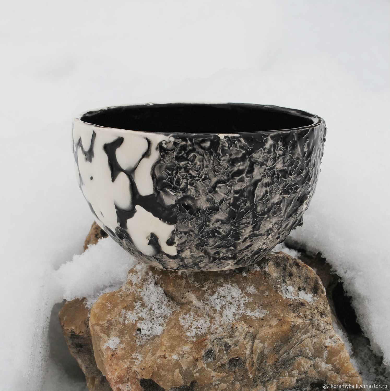 Bowl 'Silence', Bowls, Shigony,  Фото №1