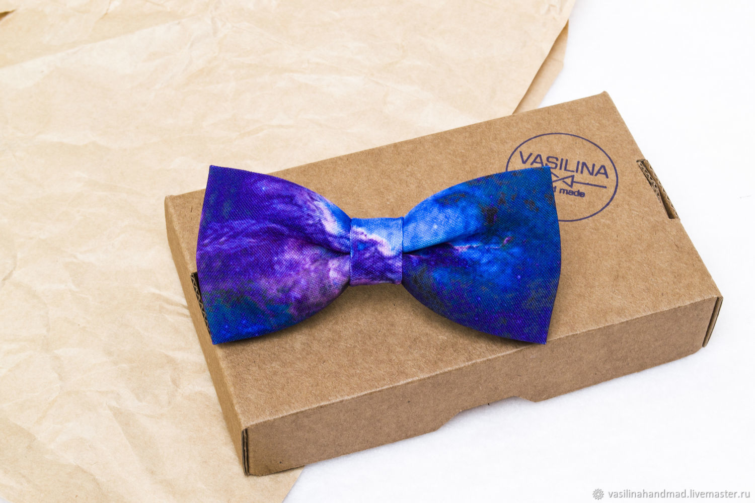 The bow-tie Space, Space, space butterfly, Ties, Rostov-on-Don,  Фото №1