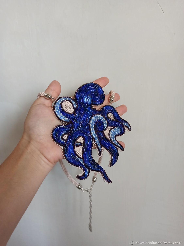 Octopus, Колье, Краснодар,  Фото №1