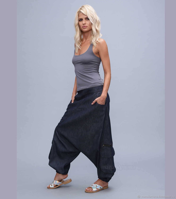 pants: Aladdin from jeans ' 7 pockets', Pants, Tel Aviv,  Фото №1