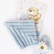 Шапки ручной работы. Ярмарка Мастеров - ручная работа Шапочка эльф для новорожденного малыша , на выписку из роддома. Handmade.