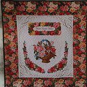 Для дома и интерьера ручной работы. Ярмарка Мастеров - ручная работа Панно Цветы. Handmade.