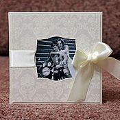 Сувениры и подарки ручной работы. Ярмарка Мастеров - ручная работа Обложка для диска. Handmade.