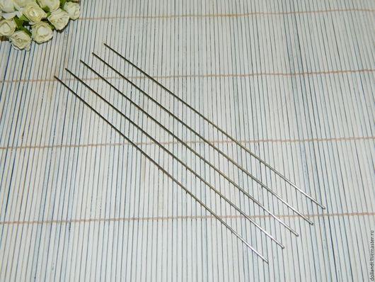 Вязание ручной работы. Ярмарка Мастеров - ручная работа. Купить Тонкие спицы 1,2  мм  для ручного вязания. Handmade.