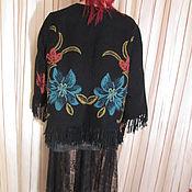 Одежда handmade. Livemaster - original item Jacket with fringe. Handmade.